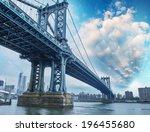 powerful metallic structure of... | Shutterstock . vector #196455680
