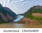 Bear Glacier And Strohne Lake...