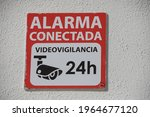 An Information Sign For An...