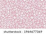 abstract modern leopard... | Shutterstock .eps vector #1964677369