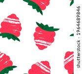 Pink Raspberry Textured Pattern ...