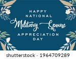 happy national military day ... | Shutterstock .eps vector #1964709289
