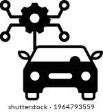 self driving car calibration... | Shutterstock .eps vector #1964793559