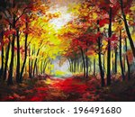 Landscape Oil Painting  ...