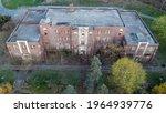 Abandoned school in Goshen, New York