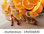 Tequila With Orange And...