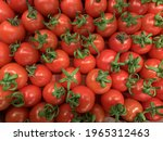 Red Small Cherry Tomatoes ...