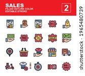 icon set sales made with...