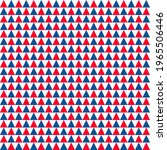 american patriotic seamless... | Shutterstock .eps vector #1965506446