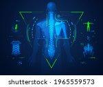 concept of chiropractic... | Shutterstock .eps vector #1965559573