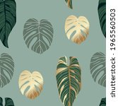 floral collection of vector...   Shutterstock .eps vector #1965560503