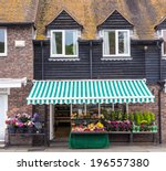 A Flower Shop Opened In An Old...