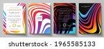 modern creative rainbow cover... | Shutterstock .eps vector #1965585133
