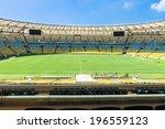 rio de janeiro  brazil   march... | Shutterstock . vector #196559123