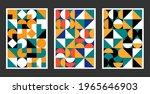 set geometric background full... | Shutterstock .eps vector #1965646903