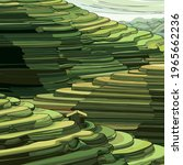 vector art illustration of... | Shutterstock .eps vector #1965662236