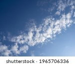 Blue sky with clouds. natural...