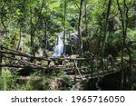 Cabreia Waterfall Located In...