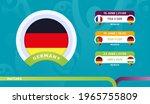 germany national team schedule...   Shutterstock .eps vector #1965755809
