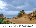 Arsuf Cliff  A Kurkar Sandstone ...