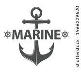 theme marin  style vintage... | Shutterstock .eps vector #1966229620