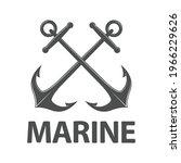 theme marin  style vintage... | Shutterstock .eps vector #1966229626