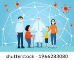 doctors protect citizens from... | Shutterstock .eps vector #1966283080