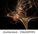 Image Of One Digital Fractal On ...
