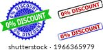 bicolor 0 percents discount... | Shutterstock .eps vector #1966365979