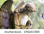 Stone Angel In Colour