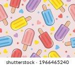 hand drawn fresh mulberries...   Shutterstock .eps vector #1966465240