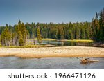 View Of Yellowstone River With...