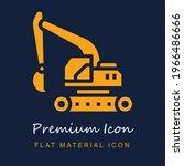 excavator premium material ui...
