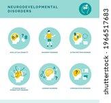 neurodevelopmental disorders in ...   Shutterstock .eps vector #1966517683