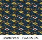 bandana print. vector seamless...   Shutterstock .eps vector #1966622323