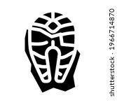 frozen fish glyph icon vector.... | Shutterstock .eps vector #1966714870