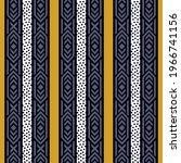 seamless stripe pattern design... | Shutterstock .eps vector #1966741156