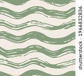 hand drawn vector seamless... | Shutterstock .eps vector #1966832836