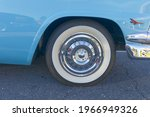 Chevy Ford Whitewall Tire ...