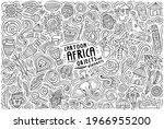line art vector hand drawn...   Shutterstock .eps vector #1966955200