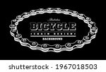 bicycle chain. 3d design vector ...   Shutterstock .eps vector #1967018503