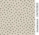 hand drawn textured doodle... | Shutterstock .eps vector #1967025823