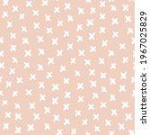 hand drawn textured doodle... | Shutterstock .eps vector #1967025829