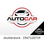 sport car logo design.... | Shutterstock .eps vector #1967120719