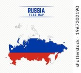 flag map of russia. russia flag ...   Shutterstock .eps vector #1967202190
