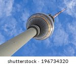 The Tv Tower Located On The...