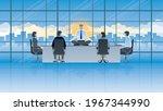 meditation peaceful mind...   Shutterstock .eps vector #1967344990