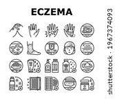 eczema disease treat collection ... | Shutterstock .eps vector #1967374093