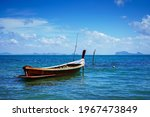 Old Thai Wooden Boats....