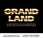 vector elite template grand... | Shutterstock .eps vector #1967553589